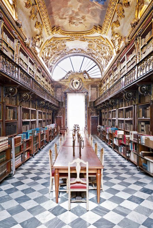 XVIII_Biblioteca_Riccardiana_Firenze I_2008