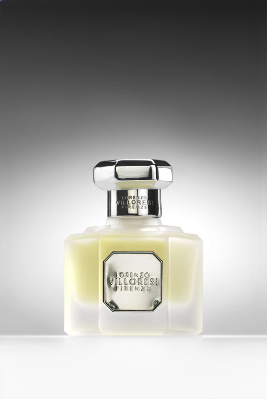 White crystal bottle 30ml