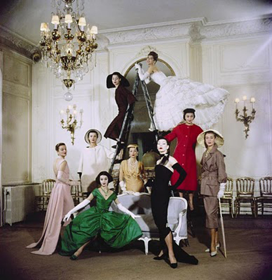 christian_dior_house_models_wearing_the_spring_summer_1957_collection_photgraph_by_cecil_beaton