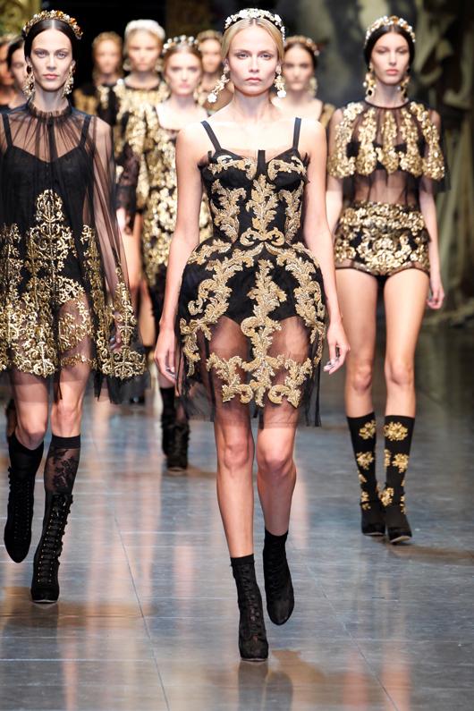 Dolce&Gabbana F-W 2012-2013